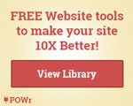 POWr website tools