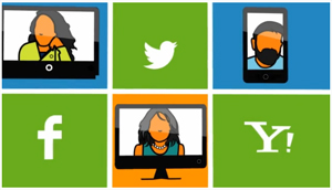 social media website tools