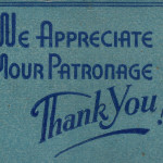 The Year Round Thank You Note for Businesses