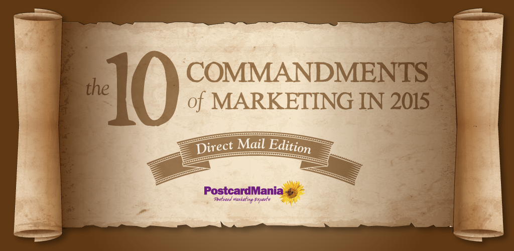 direct mail marketing rules
