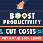 Small Business Advantages of Paid Sick Leave for Employees [INFOGRAPHIC]