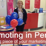 Promoting in Person – The Missing Piece of your Marketing Strategy?