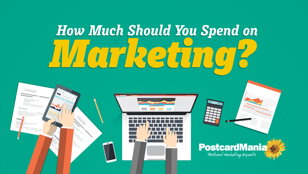 marketing budget for small businesses