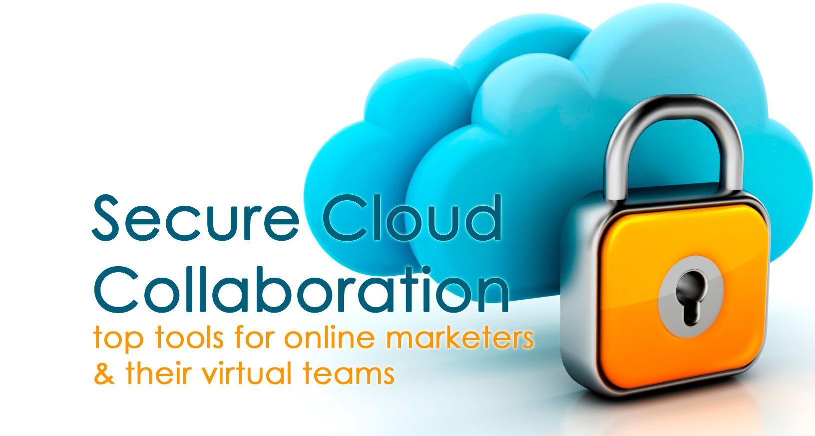 secure cloud collaboration