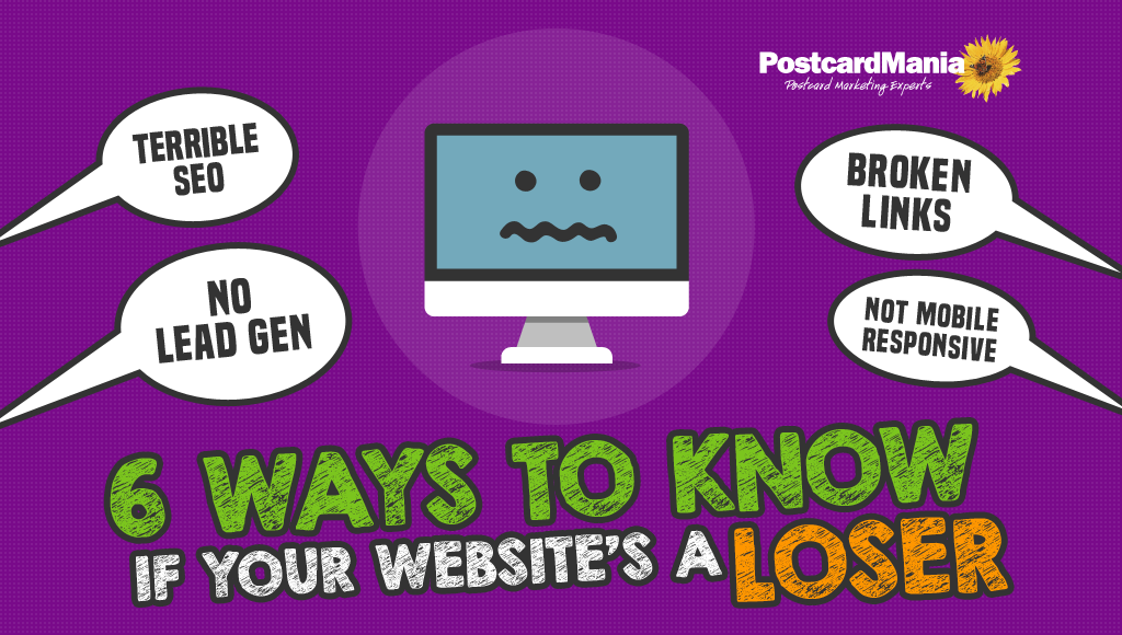 ways to know if your website is a loser