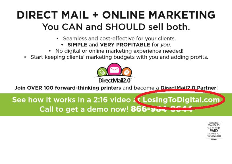 losing to digital