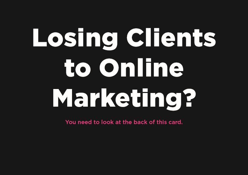offline vs online marketing